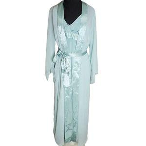 Valerie Stevens Intimates Women's Robe Set